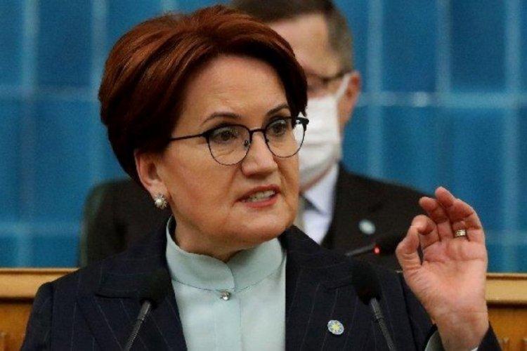 Meral Akşener, İYİ Parti'nin kuruluşundaki 15 milletvekili istifasını değerlendirdi