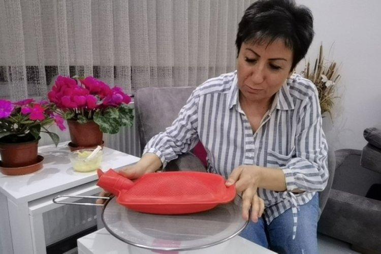 Bursa'da annesi ölen kırlangıç yavrularına sahip çıktı