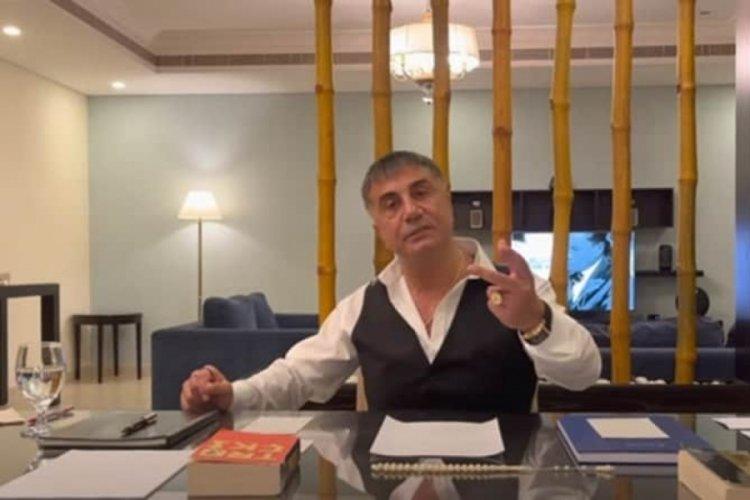 Sedat Peker'den Tolga Ağar'a büyük suçlama