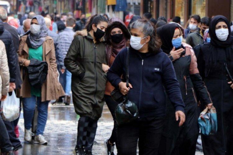 Gaziantep'te vaka sayısında dikkat çeken düşüş