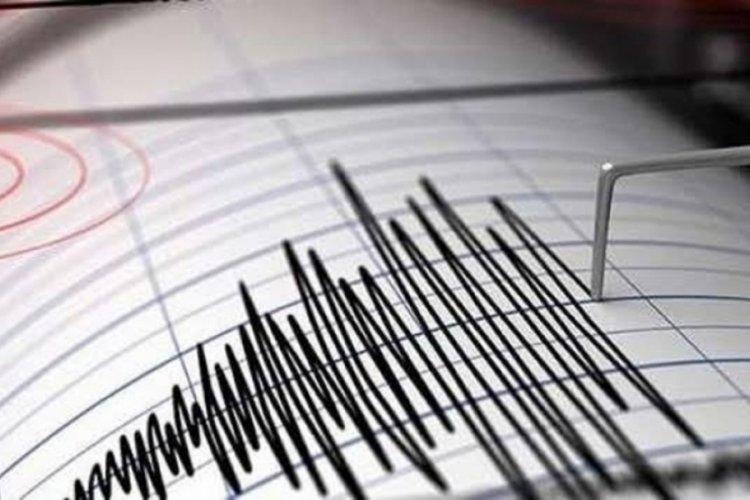 Muğla Datça'da 4 büyüklüğünde deprem