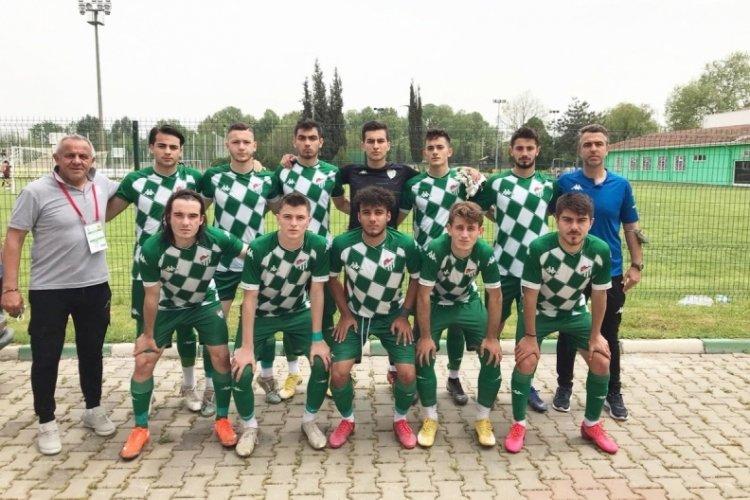 Bursaspor U19 gol düellosunu kaybetti!