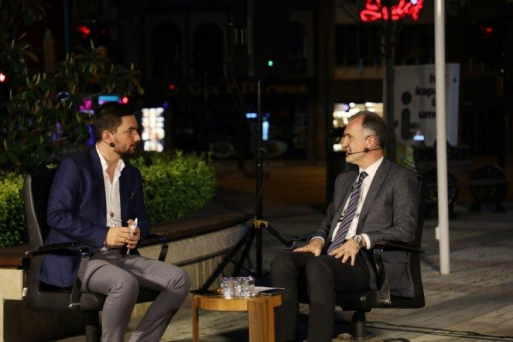 Bursa İnegöl'de Kadir Gecesi özel programına yoğun ilgi