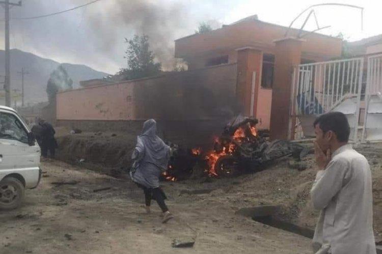 Afganistan'da saldırı: 25 ölü