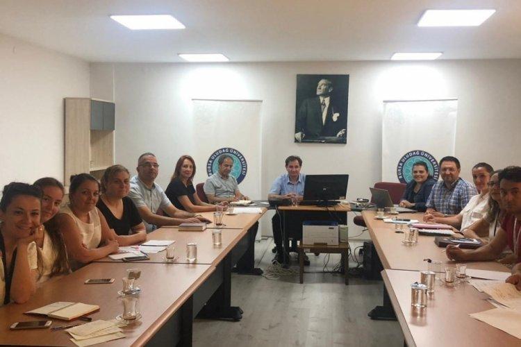 Bursa Uludağ Üniversitesi'ndeki projelere yoğun ilgi