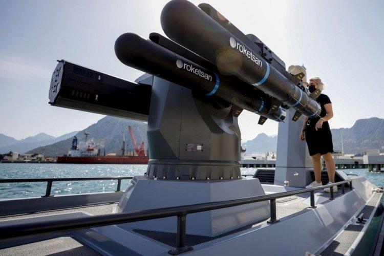 Türkiye'nin ilk silahlı insansız deniz aracı: SİDA