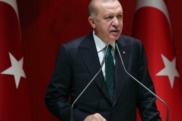 Cumhurbaşkanı Erdoğan'dan İsrail'in Mescid-i Aksa saldırısına tepki