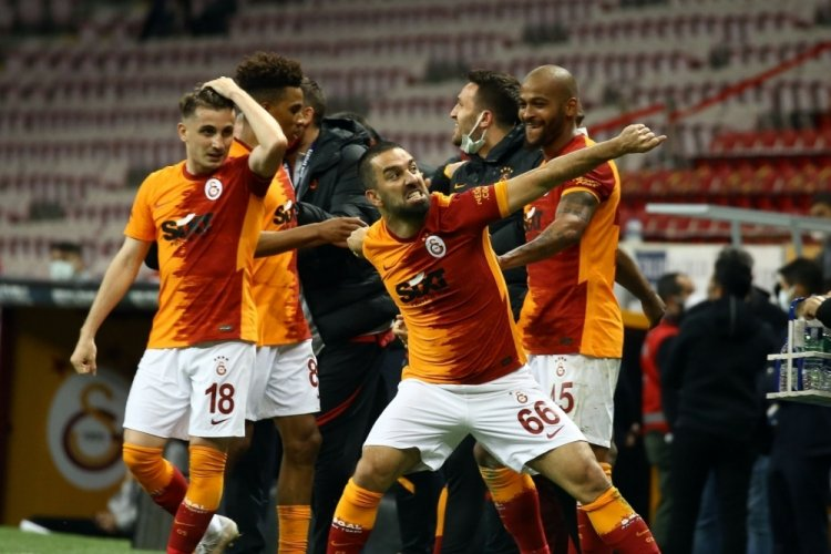Dev derbide Galatasaray kazandı