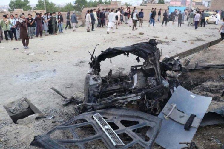 Afganistan'daki saldırıda ölü sayısı 30 oldu