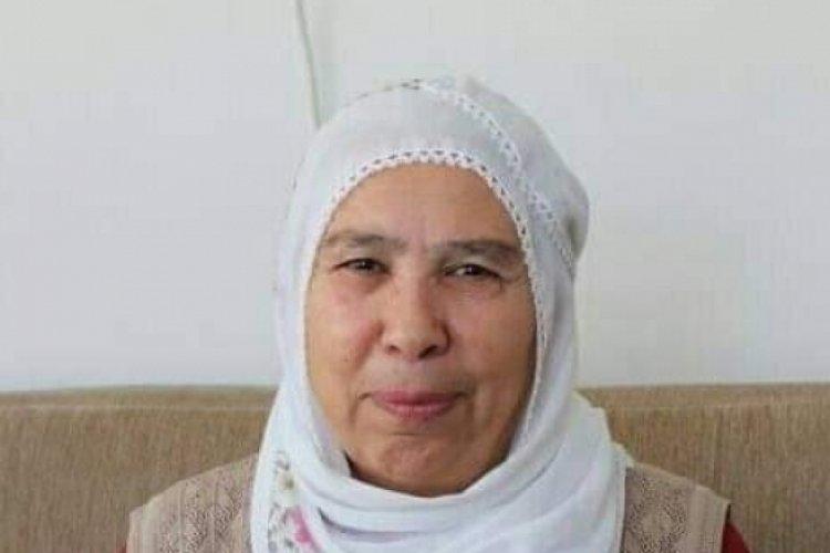Yaşlı kadın yıldırım düşmesi sonucu hayatını kaybetti