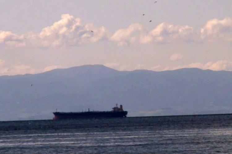 Uludağ'ın zirvesi İstanbul'dan görüldü
