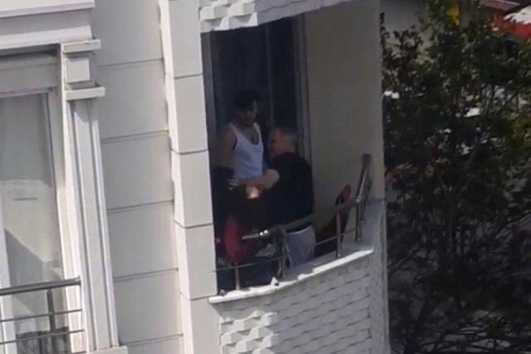 Anneler Günü'nde şoke eden olay! Eşi ve oğlu böyle dövdü