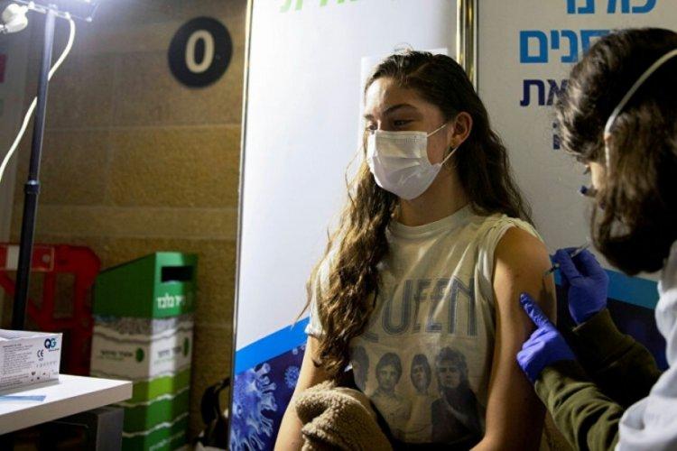 İsrail'de vaka sayılarında dikkat çeken düşüş