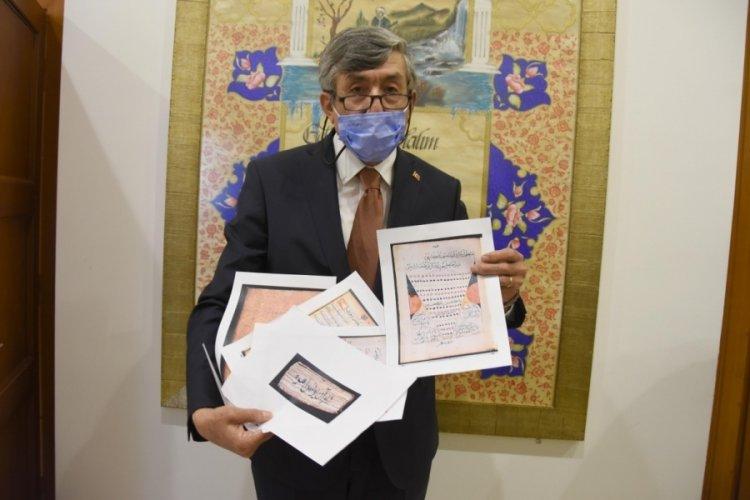 Yunus Emre'nin daha önce gün yüzüne çıkmamış Divan'ı Vatikan arşivinden çıktı