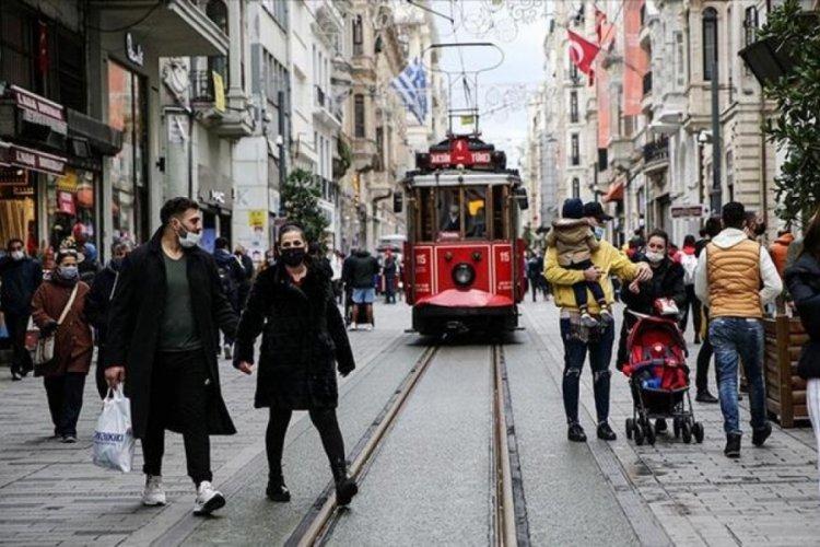 İstanbul'da vaka ve hasta sayılarında düşüş