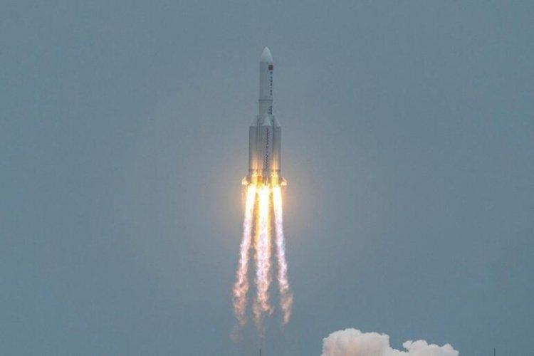 NASA'dan Çin'e roket eleştirisi