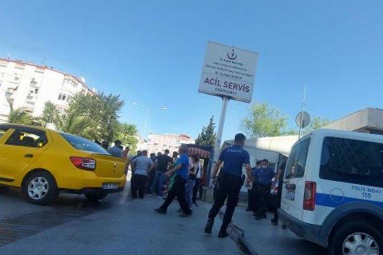 İzmir'de iki grup arasında silahlı kavga