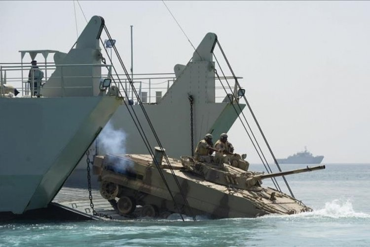 Mısır ve Fransa'dan ortak askeri tatbikat