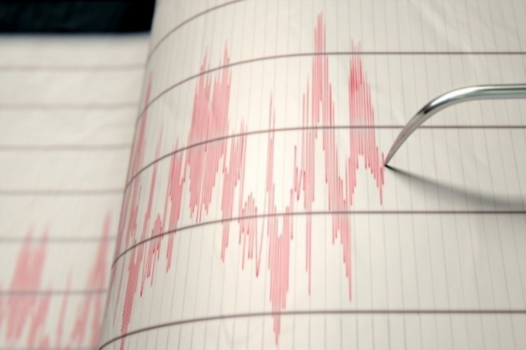 Gece saatlerinde korkutan deprem!