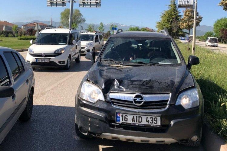 Bursa'da cipin altında kalan adam hayatını kaybetti