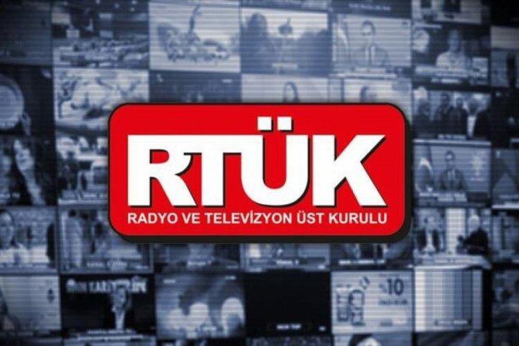 RTÜK, İsrail'e kınama yayınladı