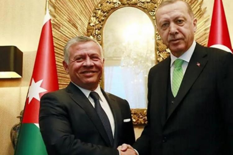 Cumhurbaşkanı Erdoğan'dan Mescid-i Aksa için kritik görüşme