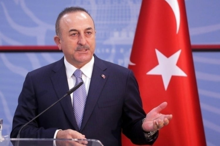 Mevlüt Çavuşoğlu, İslam İşbirliği Teşkilatı Genel Sekreteri ile görüştü