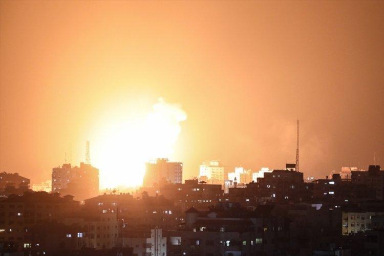 Mescid-i Aksa'da İsrail güçlerinin saldırıları tekrar başladı