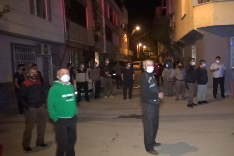 Bursa'da iftarda taşındığı evi sahur vakti alevlere teslim oldu