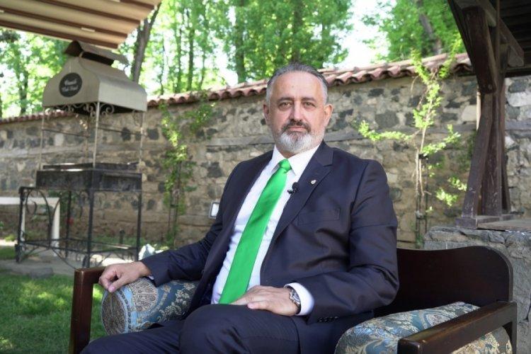 Serdar Acarhoroz: Gelir olmadan sportif başarı sağlanması imkansız