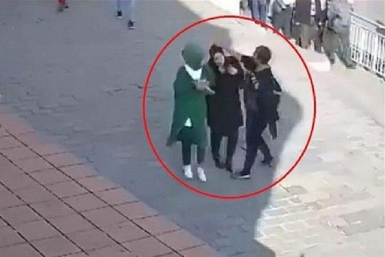 Karaköy'de başörtülü genç kızlara saldırı davasında gerekçeli karar