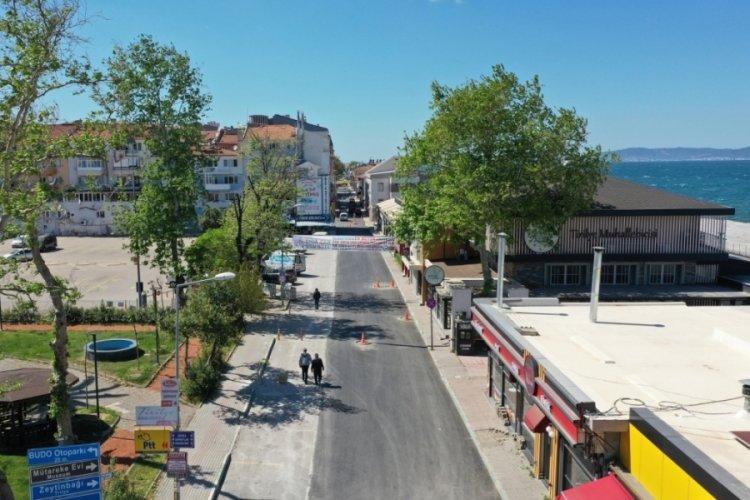 Bursa Mudanya'nın ulaşımında konfor vakti