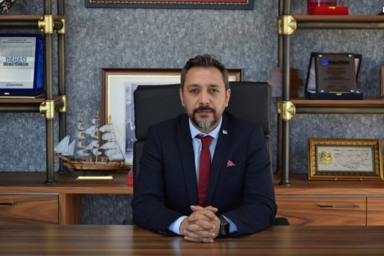 """Bursa Tesisat İnşaat Malzemecileri Derneği: """"Destekler planlanırken STK'larla işbirliği yapılmalı"""""""