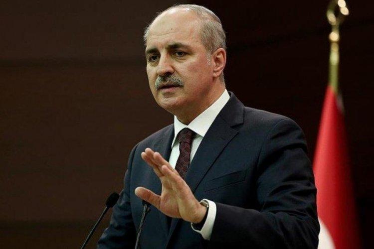 AK Parti Genel Başkanvekili Kurtulmuş: BM yok hükmündedir