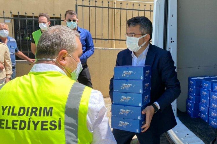 Bursa Yıldırım Belediyesi yüzleri güldürüyor