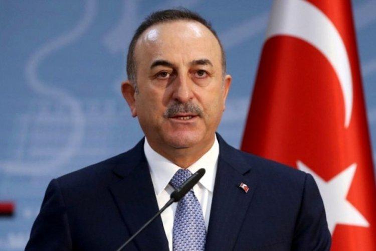 Bakan Çavuşoğlu'dan Tataristan Cumhurbaşkanına taziye telefonu
