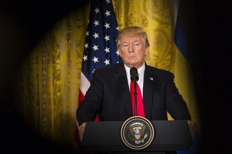 Başkent kararına imza atan Trump, İsrail'den yana taraf oldu