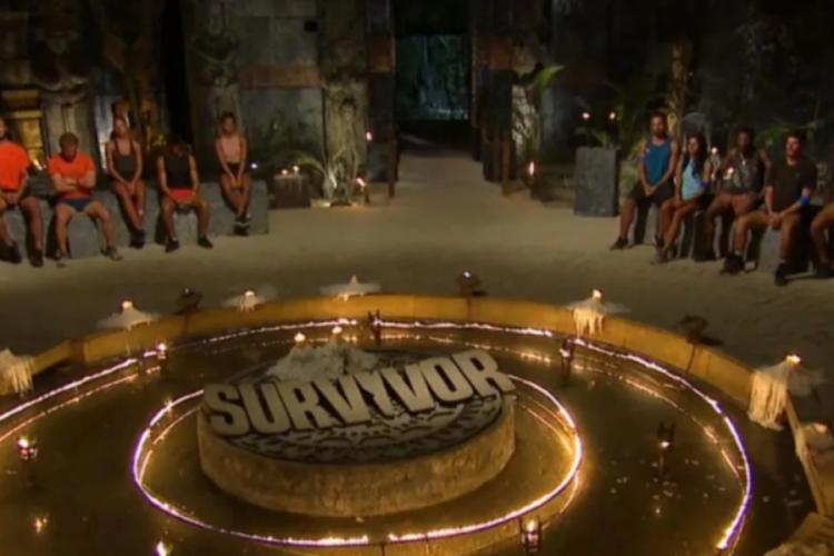 Survivor'da kim veda etti?