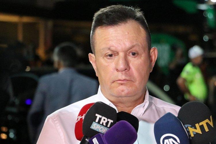 Denizlispor Başkanı Ali Çetin: İlk defa 4 penaltı bizim maçımızda verilmiştir