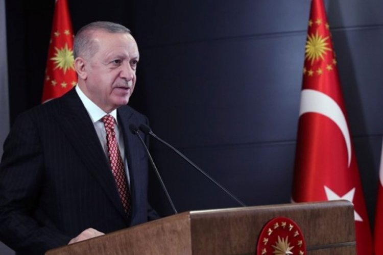 Cumhurbaşkanı Erdoğan'dan kontrollü normalleşme açıklaması