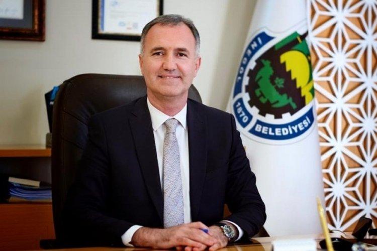 Bursa İnegöl Belediye Başkanı Taban'dan Ramazan Bayramı mesajı