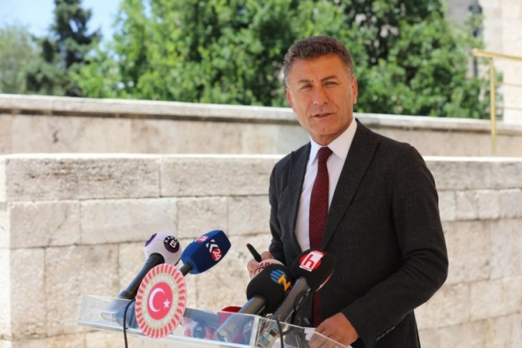 Bursa Milletvekili Sarıbal: Skandal ihale sessizlikle geçiştirilemez