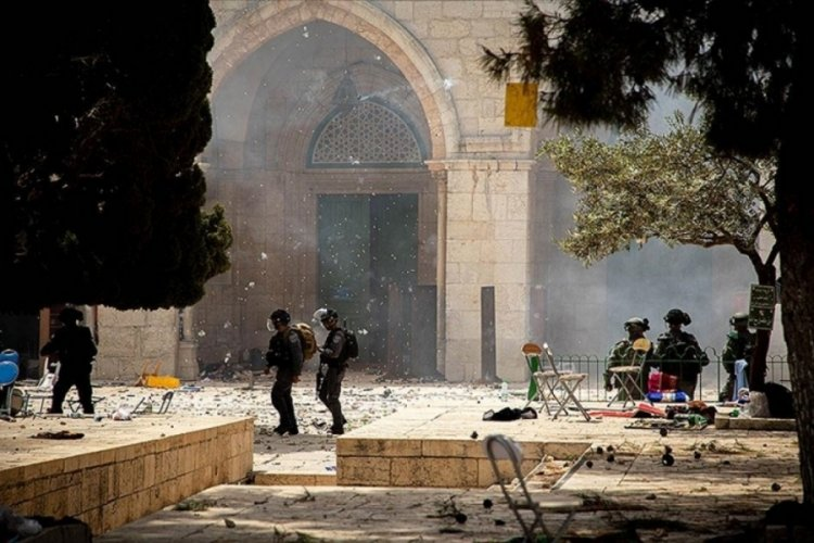 Afrika Birliği, İsrail'in Mescid-i Aksa ve Gazze'ye saldırılarını kınadı