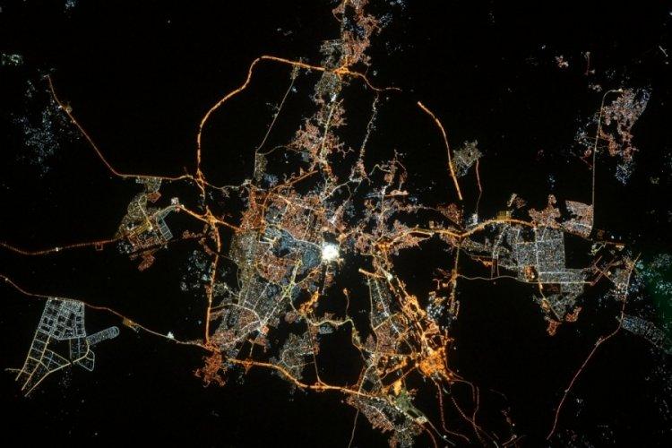 Fransız astronottan uzaydan 'Kabe'li Ramazan Bayramı tebriği