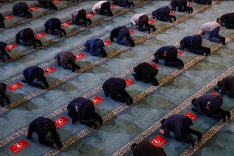Dünya liderlerinden Ramazan bayramı mesajı