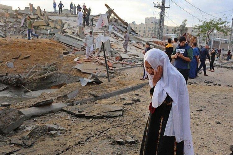 Gazze'de İsrail katliamı: Can kayıpları artıyor!