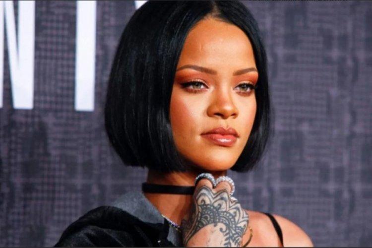 Rihanna'dan Filistin paylaşımı! 'Şiddetten kalbim kırılıyor'