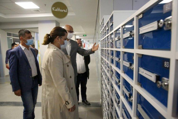 Bursa Dernekler Yerleşkesi İzmit'e örnek olacak