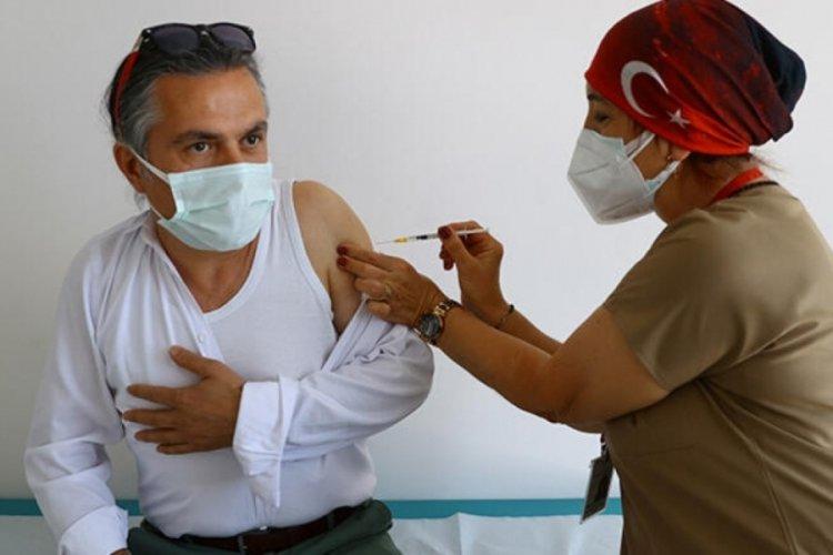 Koronavirüs aşılamasında yeni safha başladı