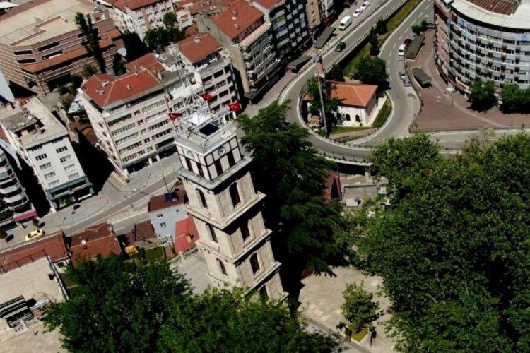 Bursa'da bayramda sokak ve caddeler sessiz kaldı
